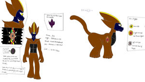 RA the known bree hybreed by pd123sonic
