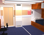 Berthing Compartment 2 by Reactor-Axe-Man