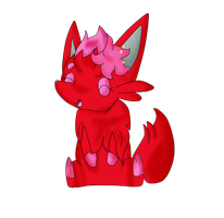 zorua for taill doll by TailTehEeveelution
