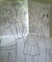 Fighting over me by AT-Marceline