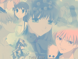 Tohru x Kyo Mural by MS-Fisher