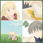Honey and Clover by Wasaga