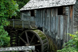 Cades Cove Mill by sportygirl4114