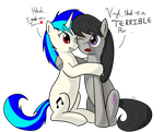 I wub you 'Tavi by Nephrited