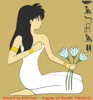 Egyptian Kagome 2 from TOTD by Urd-chan