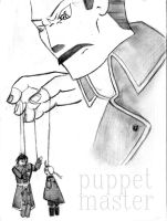 The Puppetmaster by mllebienvenu