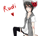 Rudii Doodle by Totalutterchaos2
