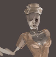 Nurse-WIP by monobani