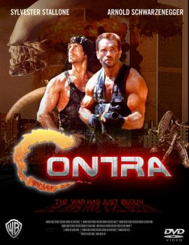Contra the Movie by Ricek