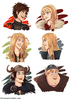 HTTYD2 by itsnucleicacid