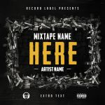FREE Hip-Hop Mixtape Cover V6 (PSD) by Shiftz