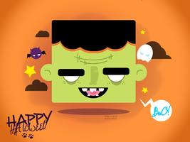 HAPPY HALLOWEEN by Nada-AbdulRazak