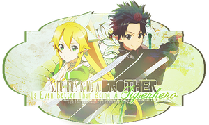 SAO Brothers by Dirty-Dreams