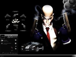 Hitman by scubabliss