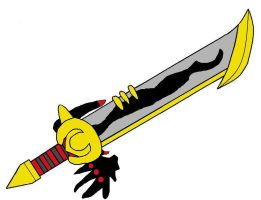 Giratina Sword by kongo217