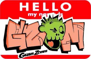 Hello My Name is... by Guam-Zombie