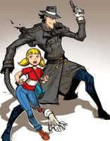 inspector Gadget by rainygami