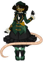 .: Little Military Missy :. by CandleGlass