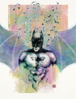 Batman by FischHead