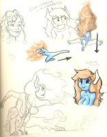 Onisketches by Heriplayer