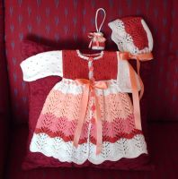 Coat for baby doll by ToveAnita