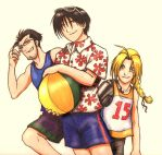 FMA Summer ver.1 by Chernobylpets