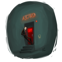 Club Asgard by Batwynn