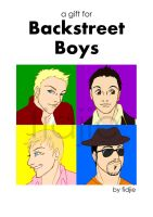 A gift for BSB - Cover by Fidjie