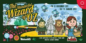The Wizard of Oz by Nemons