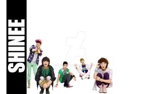 Shinee - wallie 2 by Tasj0ew