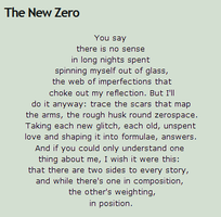 The New Zero by angel-in-pieces