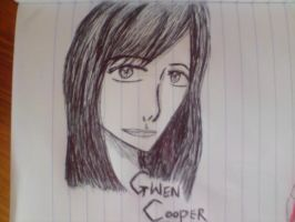 .: Gwen Cooper :. by BarrowmanFan