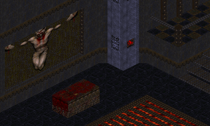 The Altar - Isometric Quake by darkwolf95