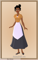 Tiana- Abnegation by 516tigergirl