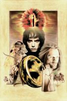 The Lord of the Rings by BenCurtis