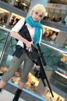 Sherry Birkin! National Security by TION2287