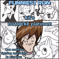 Nomination: Funniest run by kitfox-crimson