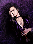 Purple boom _ver. for myself_ by Dreamhuntress-sims