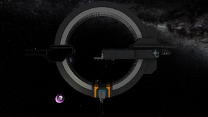 NIF Support Frigate: Day 5 by Dimcreaper