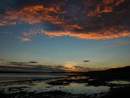 Sunset III by nordfold