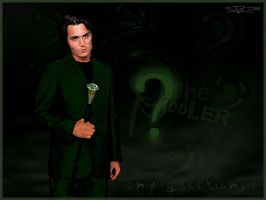 The Riddler by ryansd