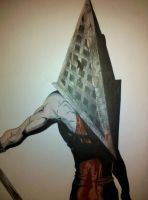 Pyramid Head by XOMBIE-OCTOPUS-QUEEN
