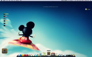 my desktop 2011 by petque