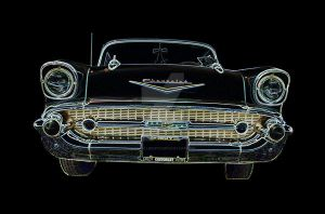 57 Chevy by focallength