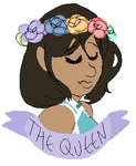 The Queen by wallaberry