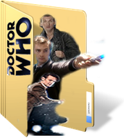 Doctor Who Folder Icon by GreedLin