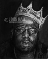 Notorious BIG by futuristicstyle