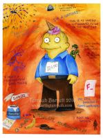 I Love Ralph Wiggum by Terrauh