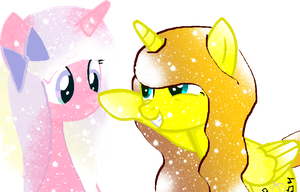 Galaxy Taylor And Sugar Moon by DigiRadiance