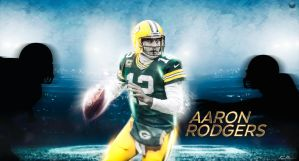 Aaron Rodgers by NO-LooK-PaSS